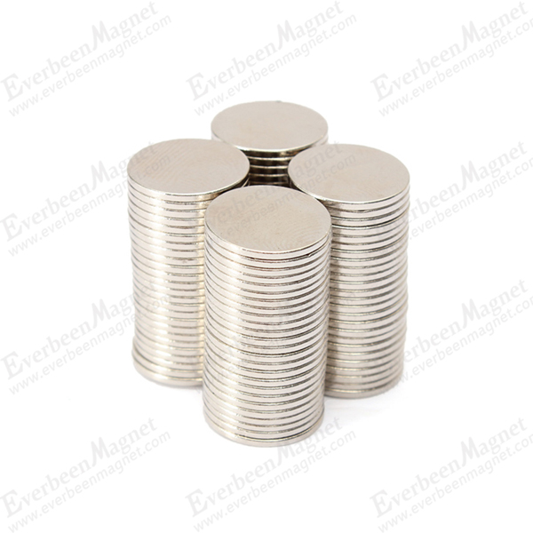 8*4mm disc magnet with high temperature