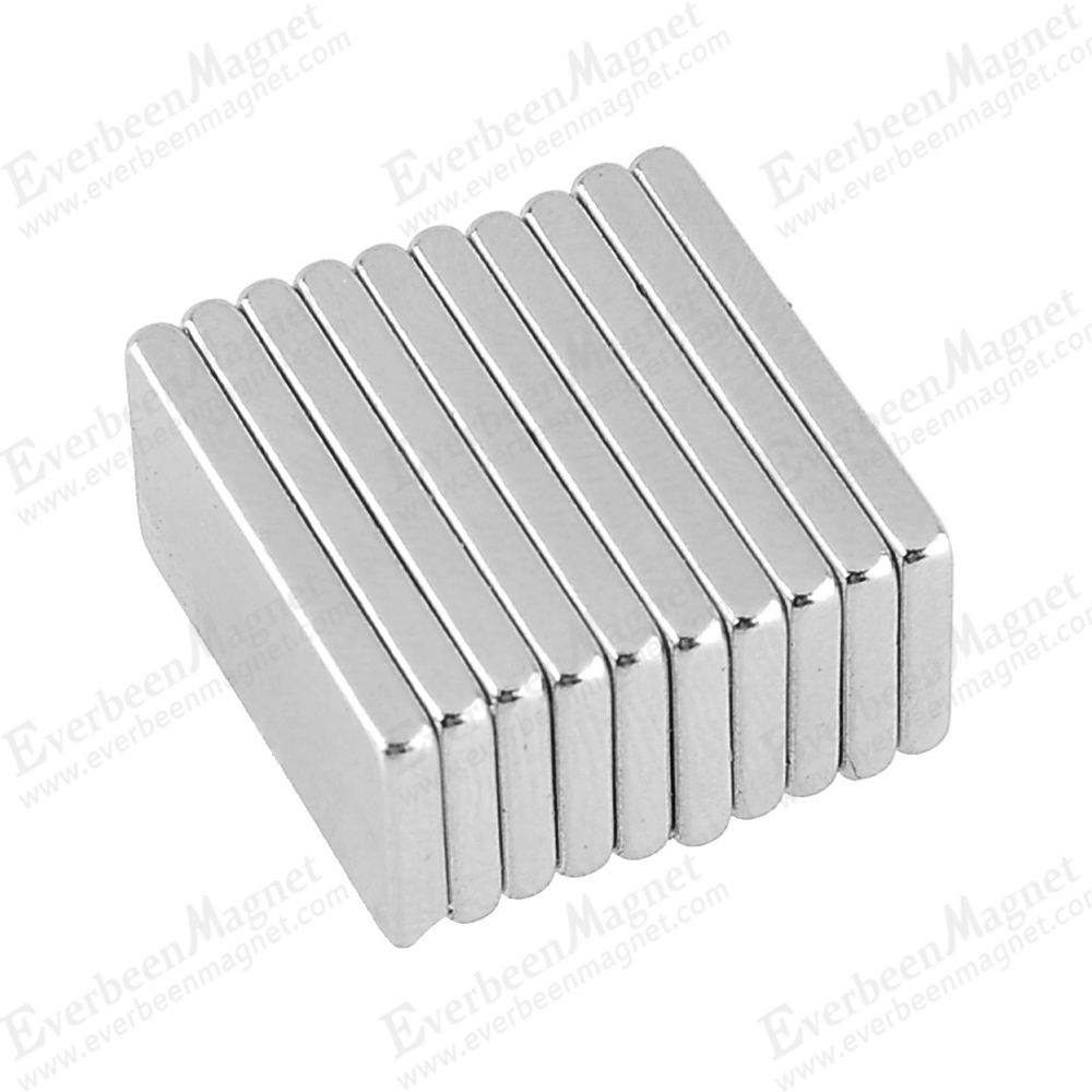 best price neodymium rectangle magnet for curtain