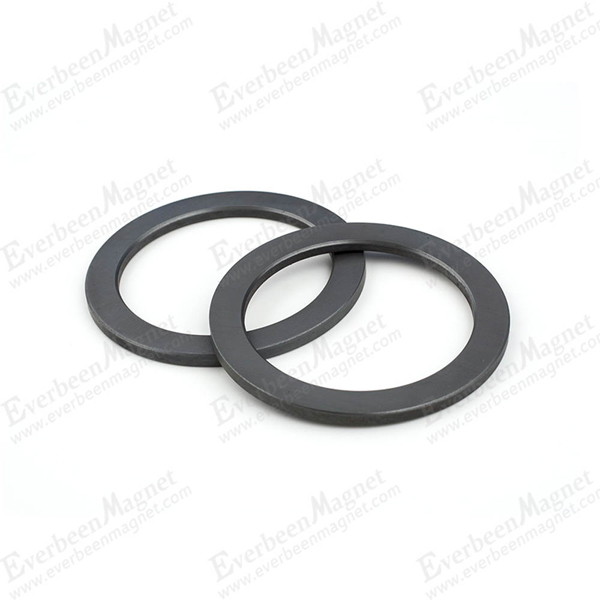 Large Ceramic Ring Speaker Magnet