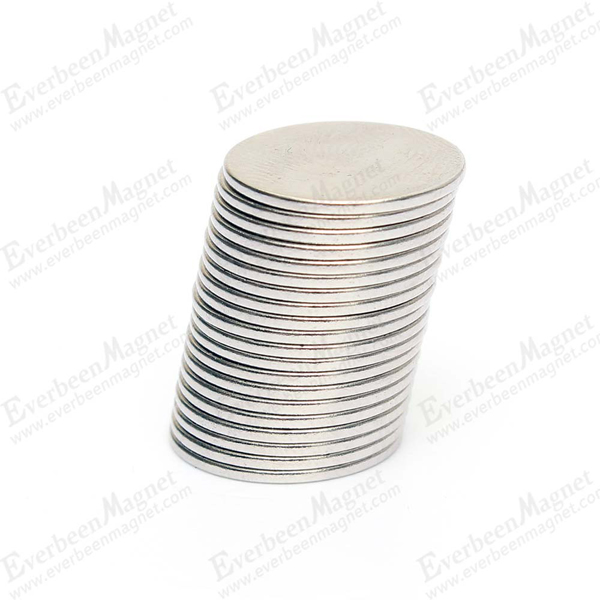 N35 15mmx1mm Round Neodymium Magnets