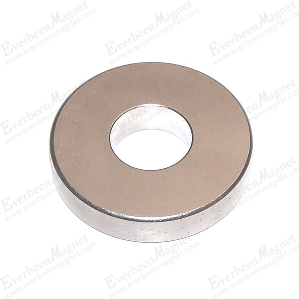 N35 ni plated ring magnet
