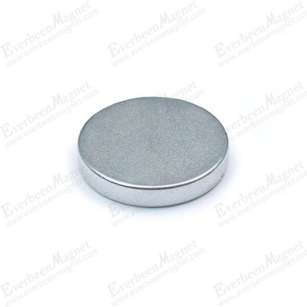 Large Strong N45 Round NdFeB Magnet