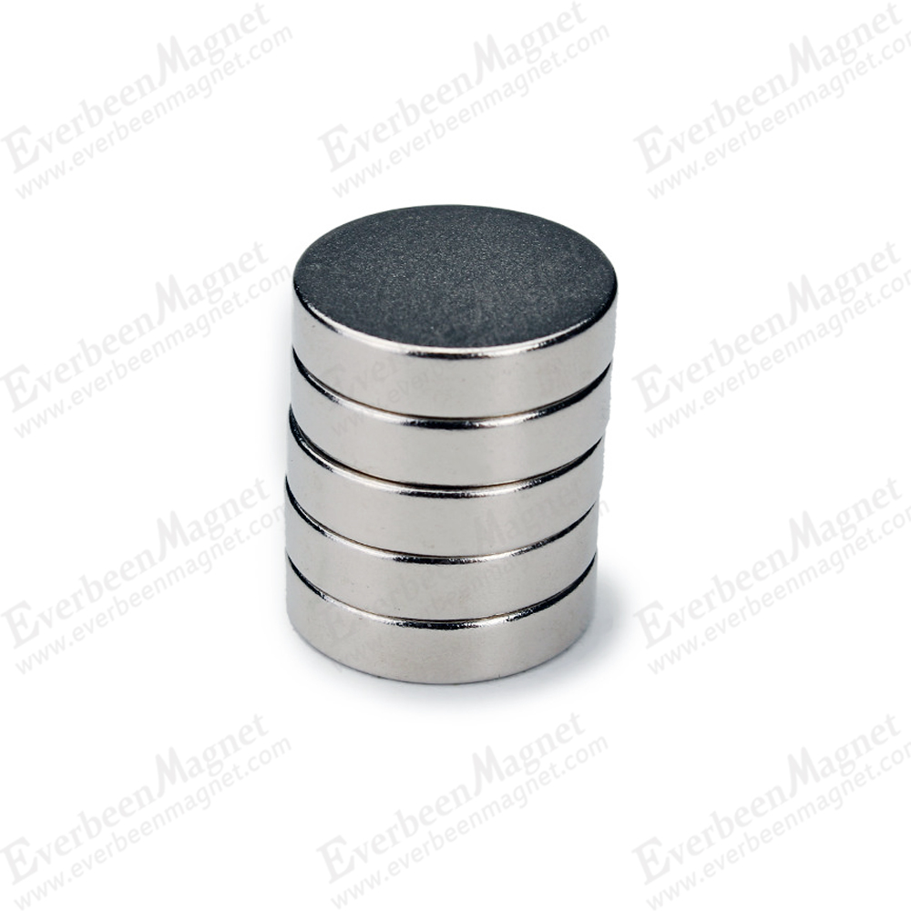round disc ndfeb magnet for motor