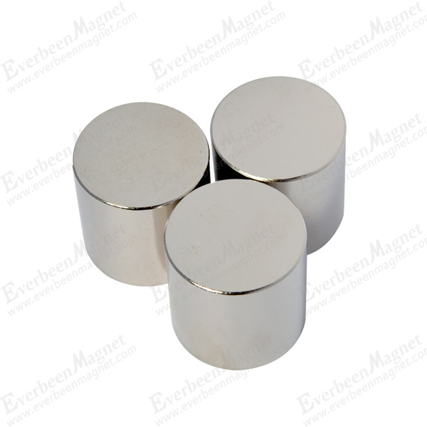 Strong Cylinder NdFeB Magnet