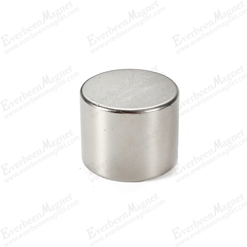 strong neodymium big cylinder magnets