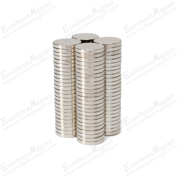 thin neodymium disc magnet 8*1mm