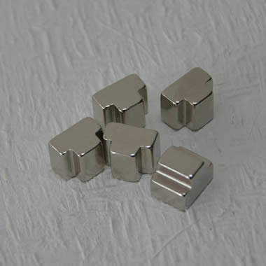 convex magnet,Special shaped magnets